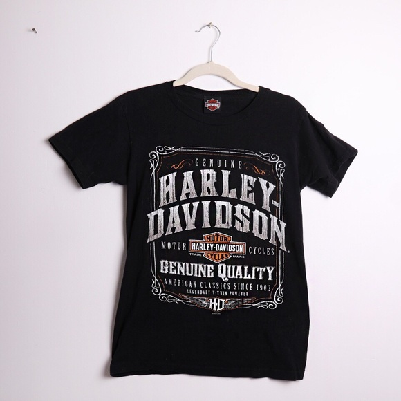 Chicago Harley Davidson Tee